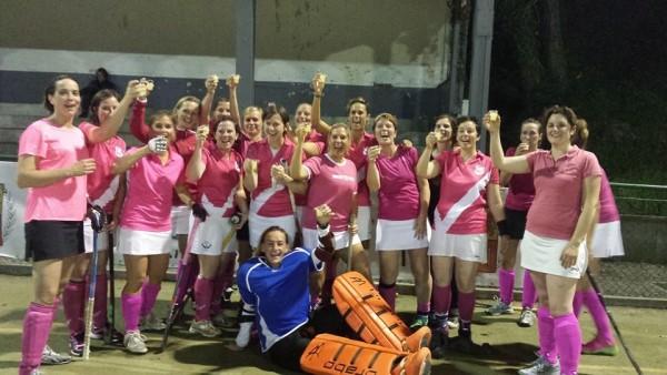 Pink Ladies 2014-15