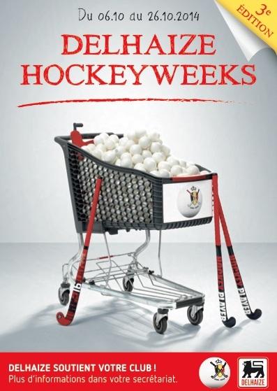 Delhaize Hockeyweeks