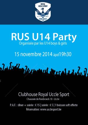 RUS U14 Party Web F