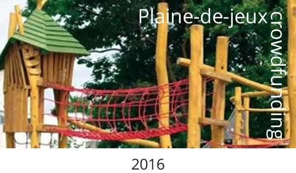 Plaine-de-jeux
